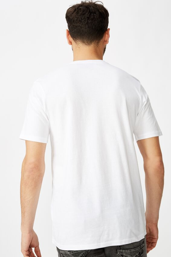 Tbar Collab Star Wars T-Shirt, LCN DIS WHITE/STAR WARS - CHEWBACCA & HAN SOLO