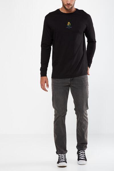 Slim Fit Jean, CASTLE GREY