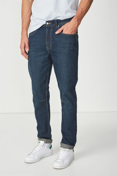 Tapered Leg Jean, AUSTIN BLUE