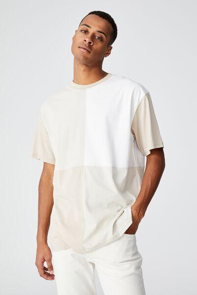 Festival T-Shirt, OFF WHITE QUARTER PANEL