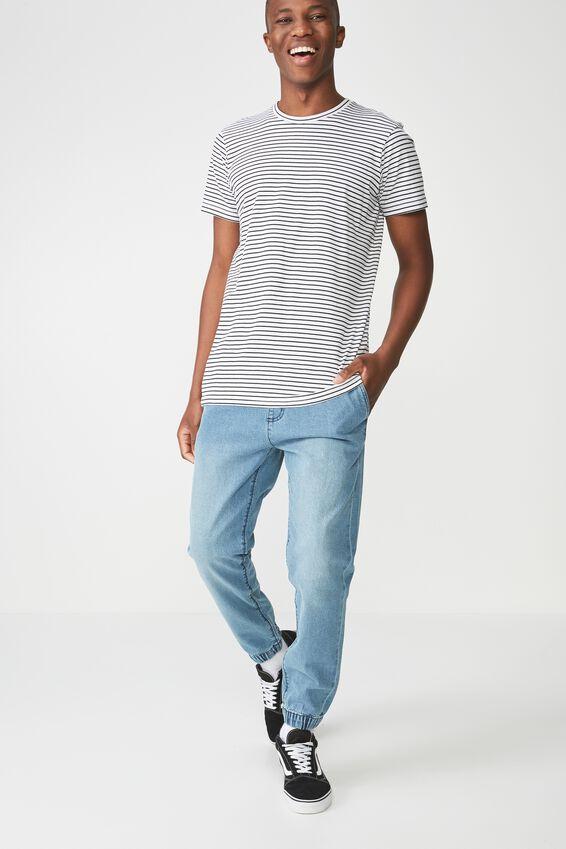 Drake Cuffed Pant, DENIM BLUE