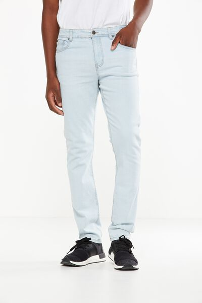 Slim Fit Jean, SKYE BLUE