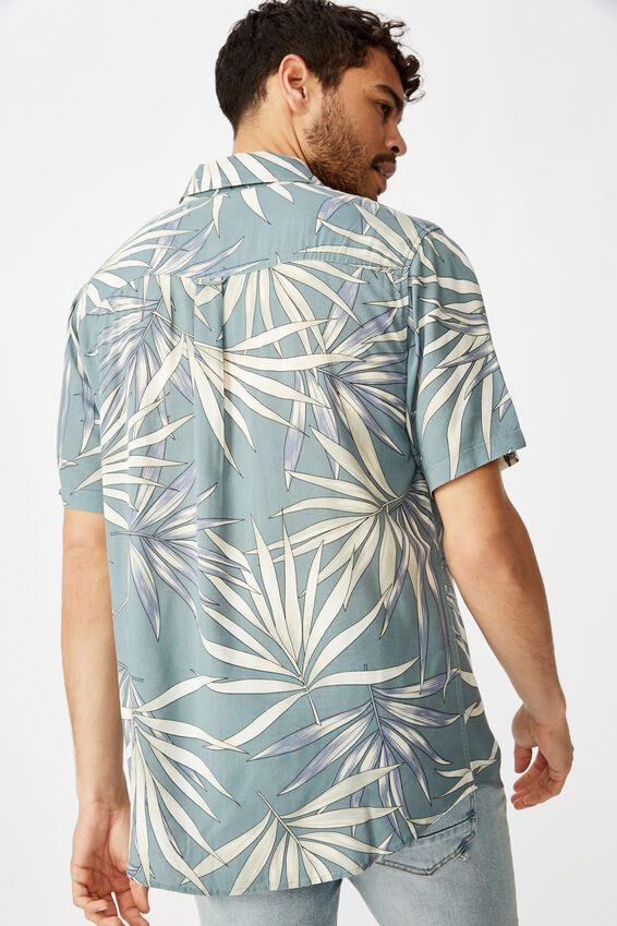 Short Sleeve Resort Shirt, BAHAMA