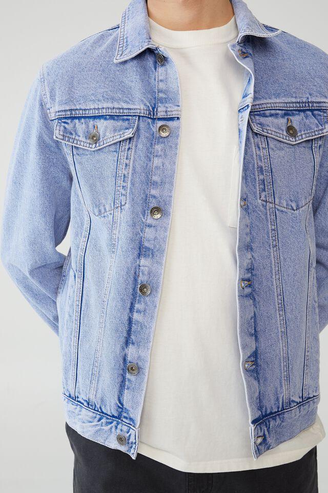 Rodeo Jacket, TOUR BLUE