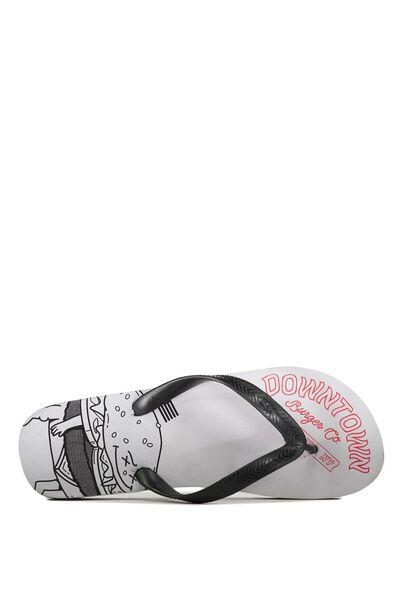 Bondi Flip Flop, DOWNTOWN/WHITE