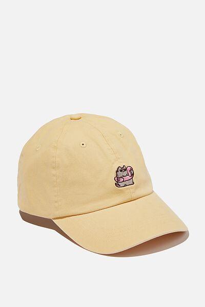 Special Edition Dad Hat, LCN PUSH ORANGE/PUSHEEN FLAMINGO