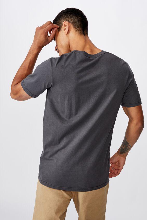 Tbar Art T-Shirt, FADED SLATE/CHAOS EAGLE
