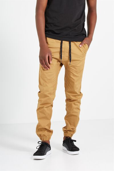Drake Cuffed Pant, TOMBSTONE