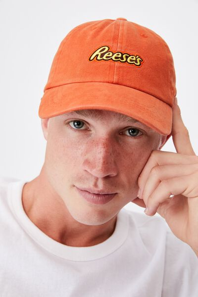 Special Edition Dad Hat, LCN HER REESES/BURNT JAFFA