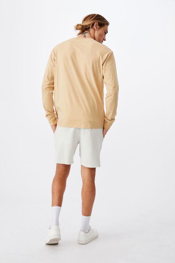Tbar Long Sleeve T-Shirt, LIGHT CAMEL