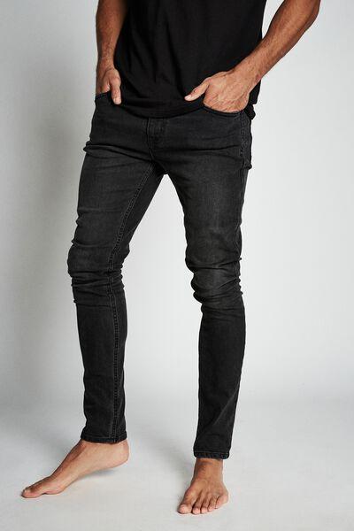 Super Skinny Jean, RAVEN BLACK