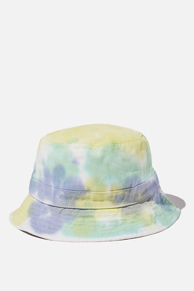Special Edition Bucket Hat, POP COLOUR/TIE DYE