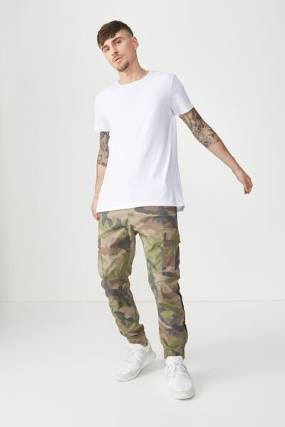 Urban Jogger, CAMO SIDE STRIPE