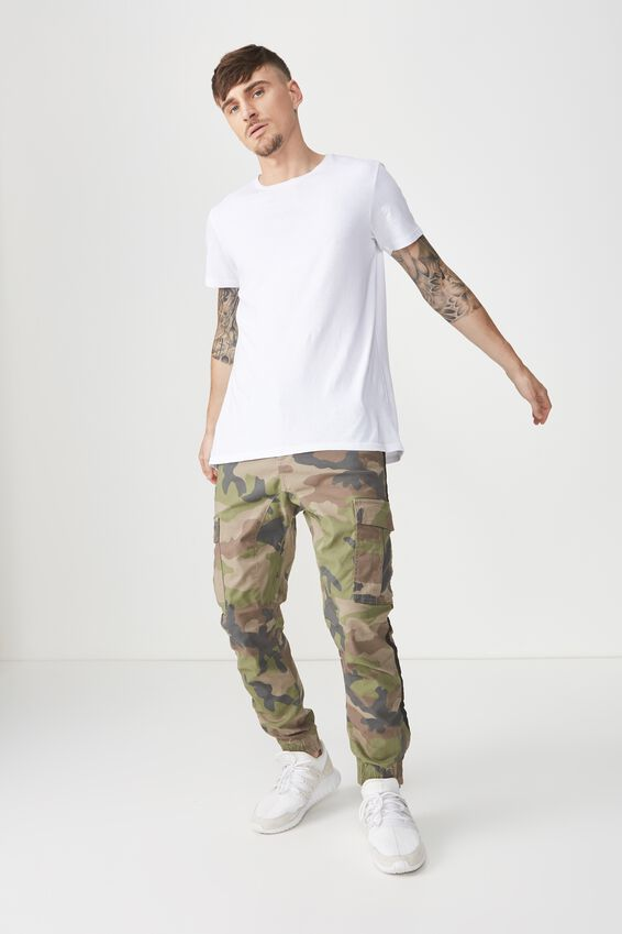 Urban Jogger, CAMO SIDE STRIPE