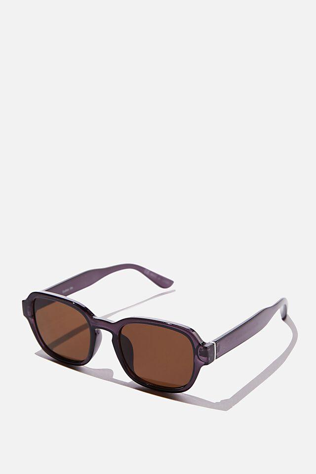 Breamlea Sunglasses, GREY/BROWN