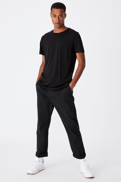 Relaxed Pant, VINTAGE BLACK