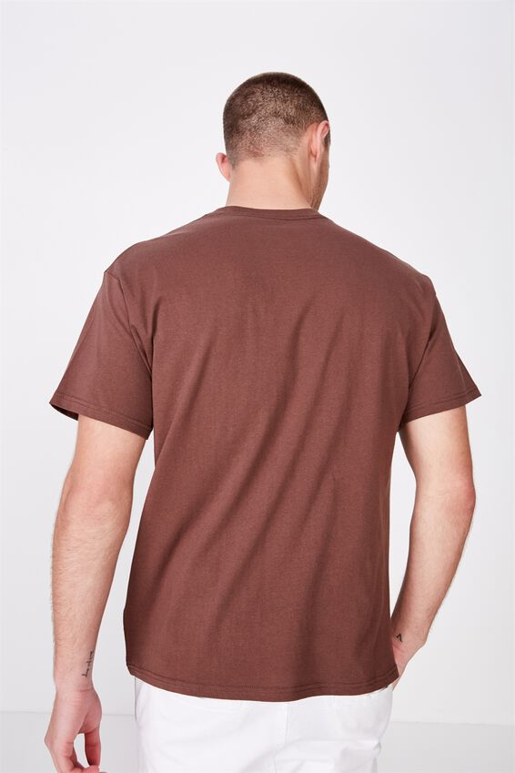 Essential Skate T-Shirt, BRUNETTE