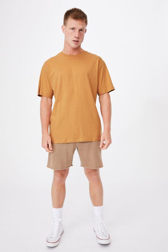 Essential Skate T-Shirt, BRONZE