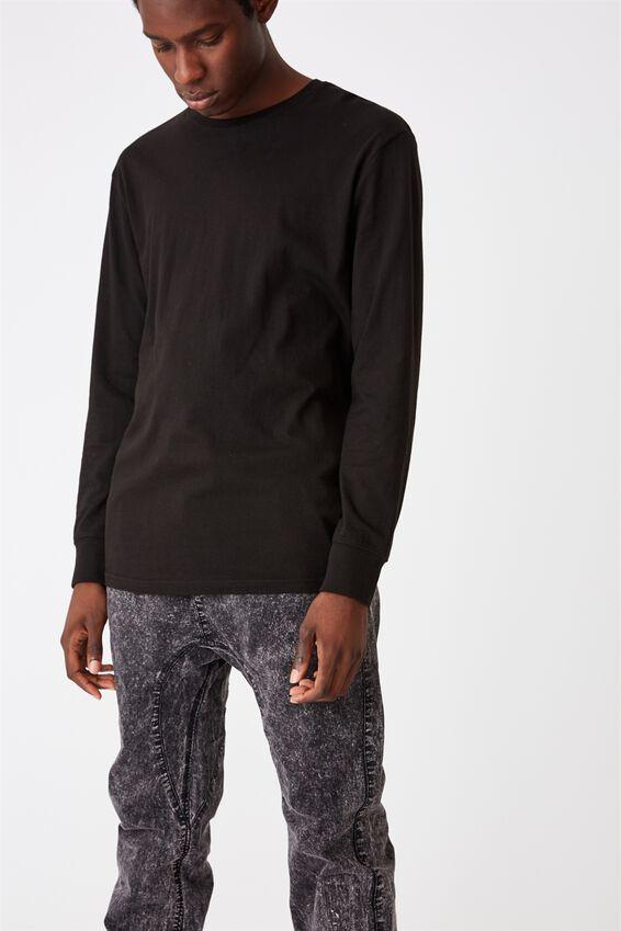 Drake Cuffed Pant, ACID BLACK