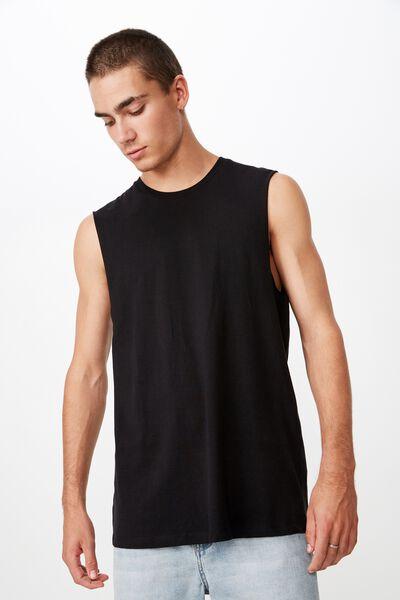Essential Muscle, BLACK