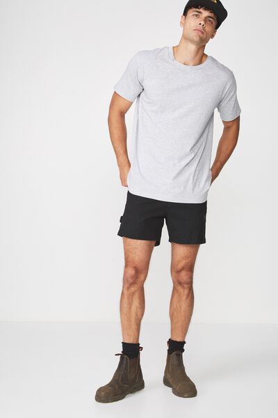 Worker Short, BLACK