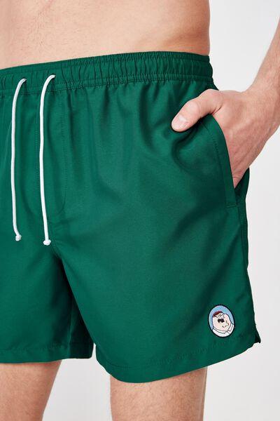 Swim Short, LCN / GREEN PETER HEAD