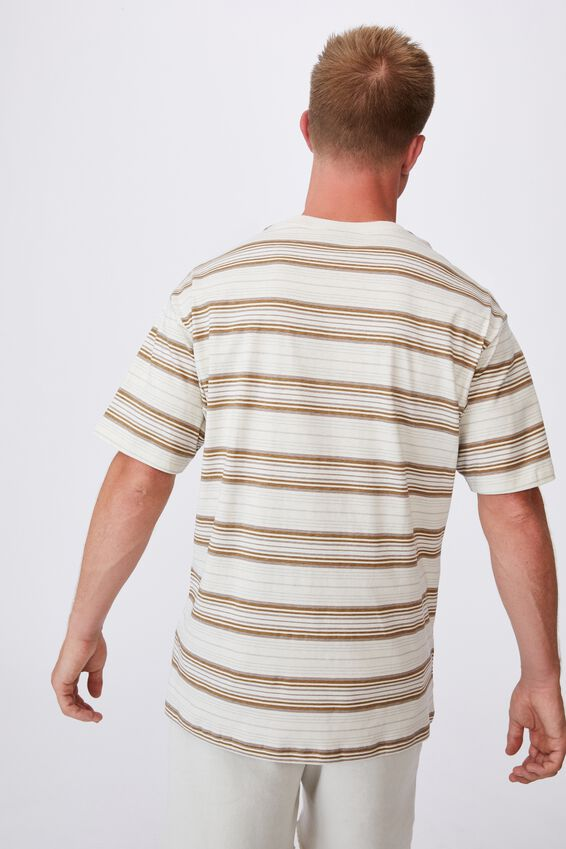 Dylan T-Shirt, NEW SPACE VERIGATED STRIPE