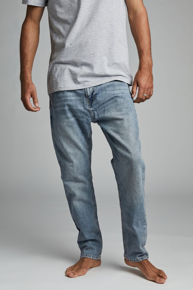 Beckley Straight Jean, BECKLEY BLUE