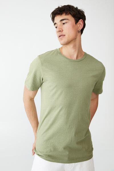 Organic Crew T-Shirt, SAGE