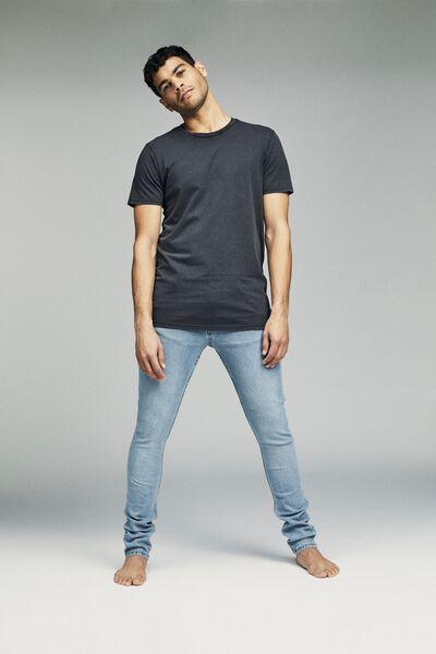 Super Skinny Jean, MID BLUE