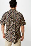 Vacation Short Sleeve Shirt, MARRAKECH