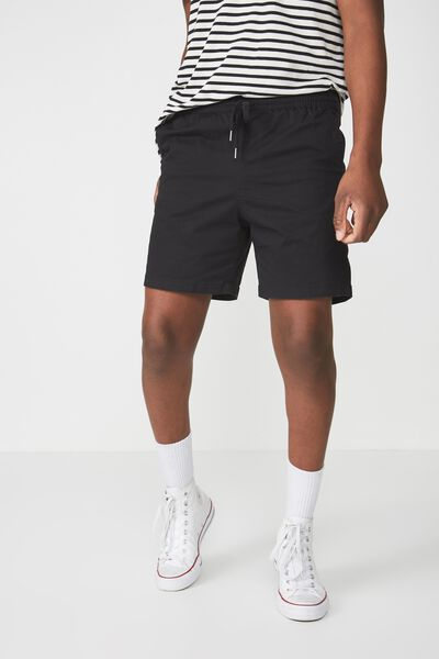 Easy Short, BLACK