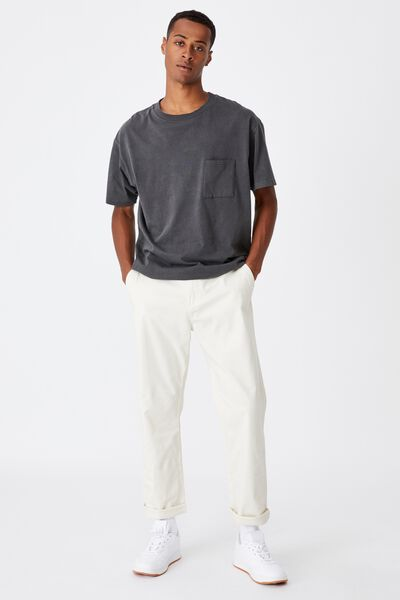 Relaxed Pant, ECRU
