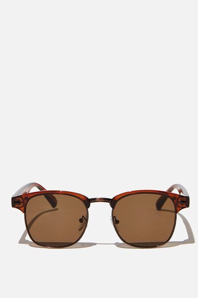 Leopold Sunglasses, TOFFY/COPPER/BROWN