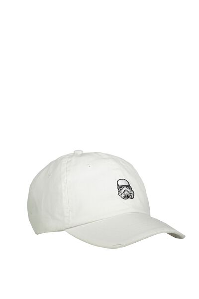 Special Edition Dad Hat, STORM TROOPERS/WHITE