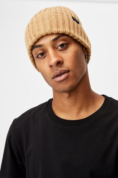 Nordic Beanie, TAN NEP/UNKNOWN PROJECTS