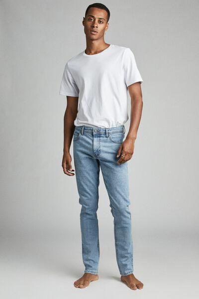Slim Fit Jean, LENNOX BLUE