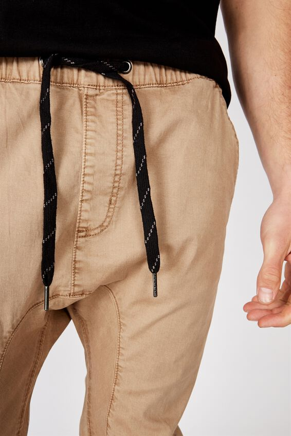 Drake Cuffed Pant, WASHED STONE