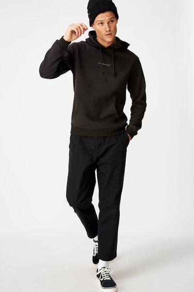 Worker Chino, BLACK