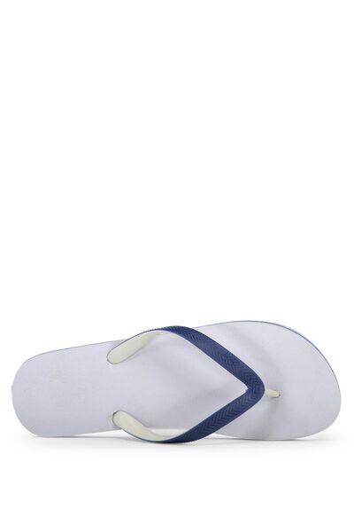 Bondi Flip Flop, WHITE/CYAN