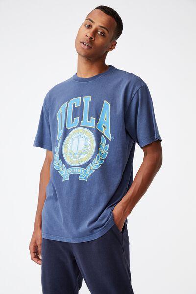 Special Edition T-Shirt, LCN UCL INDIGO/UCLA-VINTAGE CREST