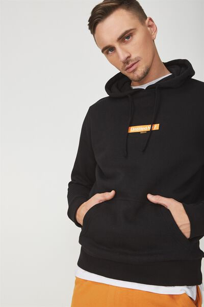 Fleece Pullover 2, BLACK/UNTITLED NO 7