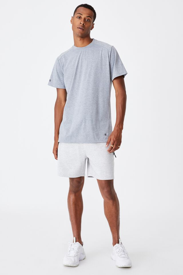 Performance Active Cotton Touch T-Shirt, ATHLETIC GREY HEATHER
