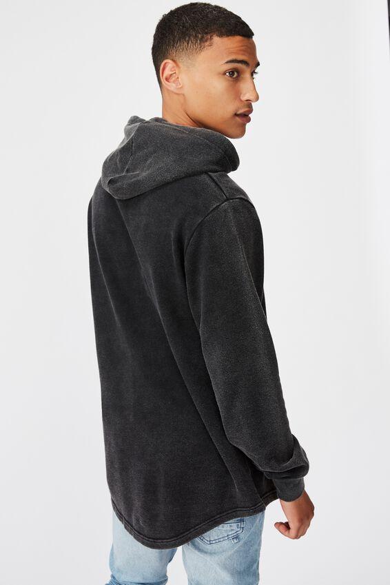 Curve Tail Hood, BLACK ACID/CHAOS