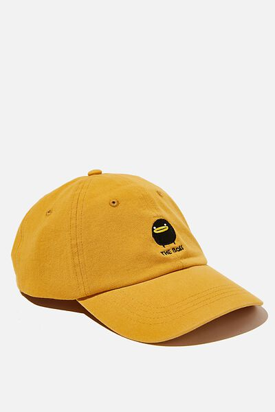 Special Edition Dad Hat, LCN IRV YELLOW/THE BOSS