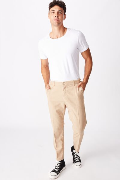 Oxford Trouser, TEXTURED TAN