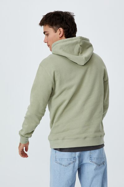 Essential Fleece Pullover, SAGE