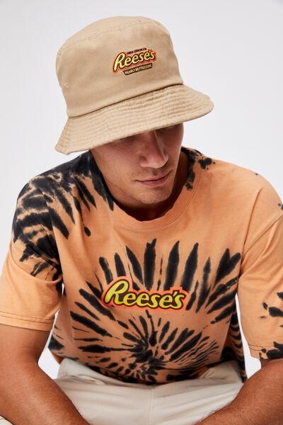 Special Edition Bucket Hat, LCN HER REESES/TAN