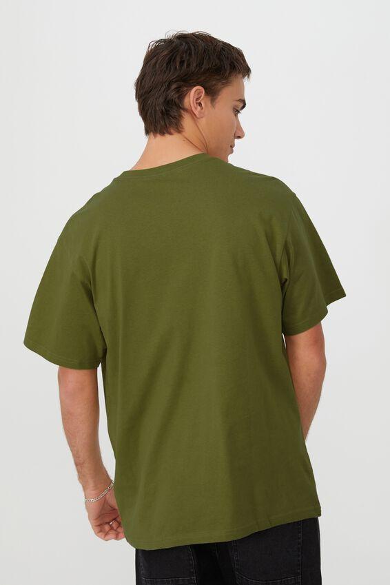 Essential Skate T-Shirt, GRASS GREEN