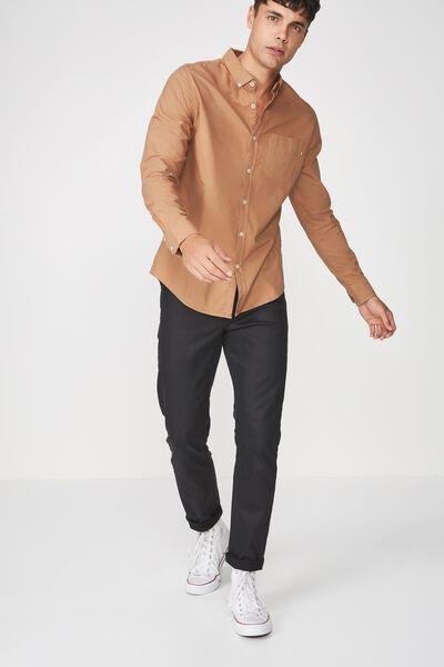 Brunswick Shirt 3, CAMEL